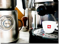 Illy Saeco Gastroback-1s